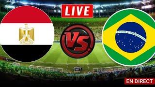 بث مباشر مباراة البرازيل ومصر اليوم في أولمبياد طوكيو 2020 Brazil vs Egypt live today