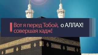 Молитва перед Хаджем и Умрой. Серия