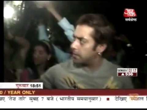Salman Khan fight with shahrukh Khan in katrina Birthday