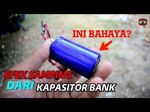 AWAS!! Efek samping penggunaan cap bank kapasitor bagi kendaraan