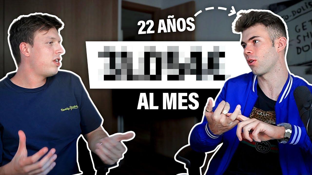 Download Cómo Ha Creado 7 Fuentes De Ingresos Con 22 Años | Salva