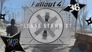 Fallout 4 Survival Mode MedTek Research Facility Let s Play Part 38 PS4 Gameplay