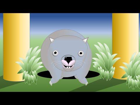 The Wombat Wobble
