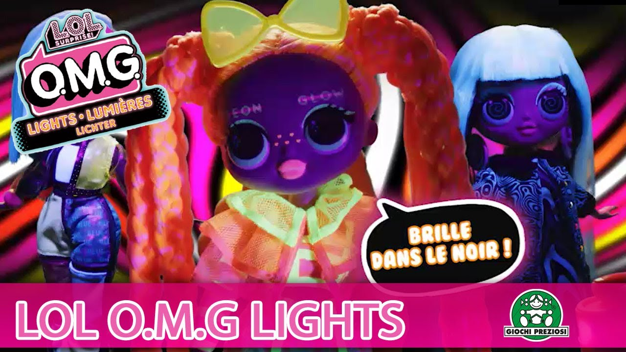 L.O.L Surprise / O.M.G Lights / Rejoins-nous