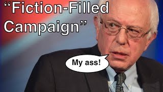 The Washington Post Attacks Bernie Sanders & Paints Him as Delusional