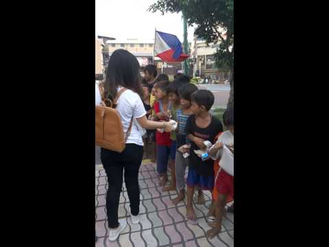 Philippines charity video