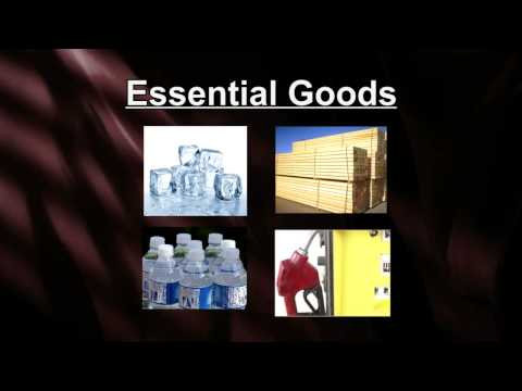 Consumer Awareness Scam/Fraud Education Video on Disaster Fraud