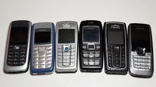 Много телефонов Nokia оригинальных с малым пробегом на шару с аукциона. Часть # 1