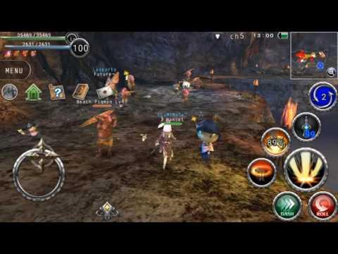 Battle Force Ex Skill : Gigant Axe Crash
