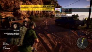 First 60 Minutes of Ghost Recon Wildlands Campaign - Single Player