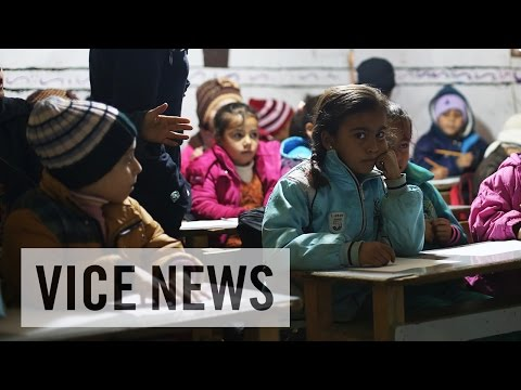 Arab Winter: Syrian Refugees in Lebanon's Bekaa Valley (Trailer)