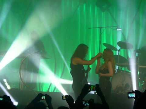 Epica, Sancta Terra, Sala La Rivera Madrid 20-4-12