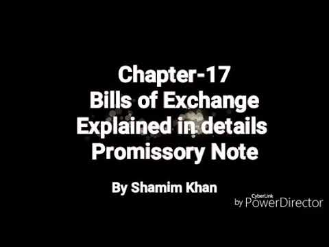 4/10 Promissory Note, Meaning, Features  Parties CBSE 12 - promissory note parties