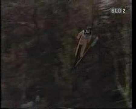 Jani Soininen best skijump style - YouTube