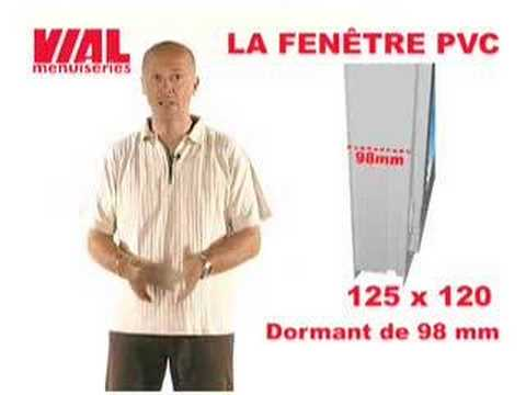 Vial menuiseries fen tre pvc en promotion youtube for Vial fenetre pvc