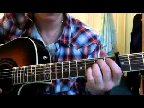How to play After Tonight by Justin Nozuka on guitar