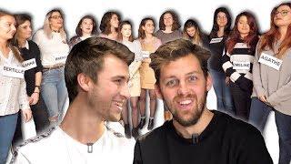 1 mec VS 12 filles sur une appli de rencontres
