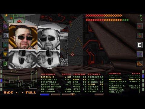 LGWI - System Shock: Enhanced Edition // Interlude: Skate or Die!  