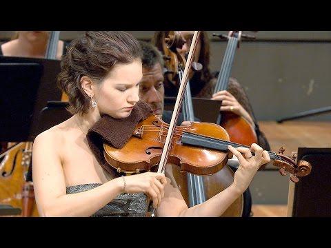 Vieuxtemps: Violin Concerto No. 4 / Hahn · Sokhiev · Berliner Philharmoniker