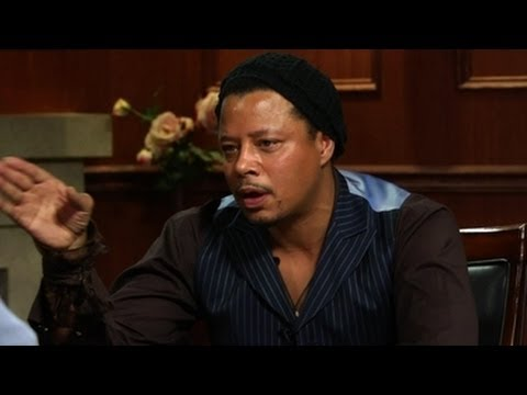 Some Tears Are From God | Terrence Howard  | Larry King Now - Ora TV
