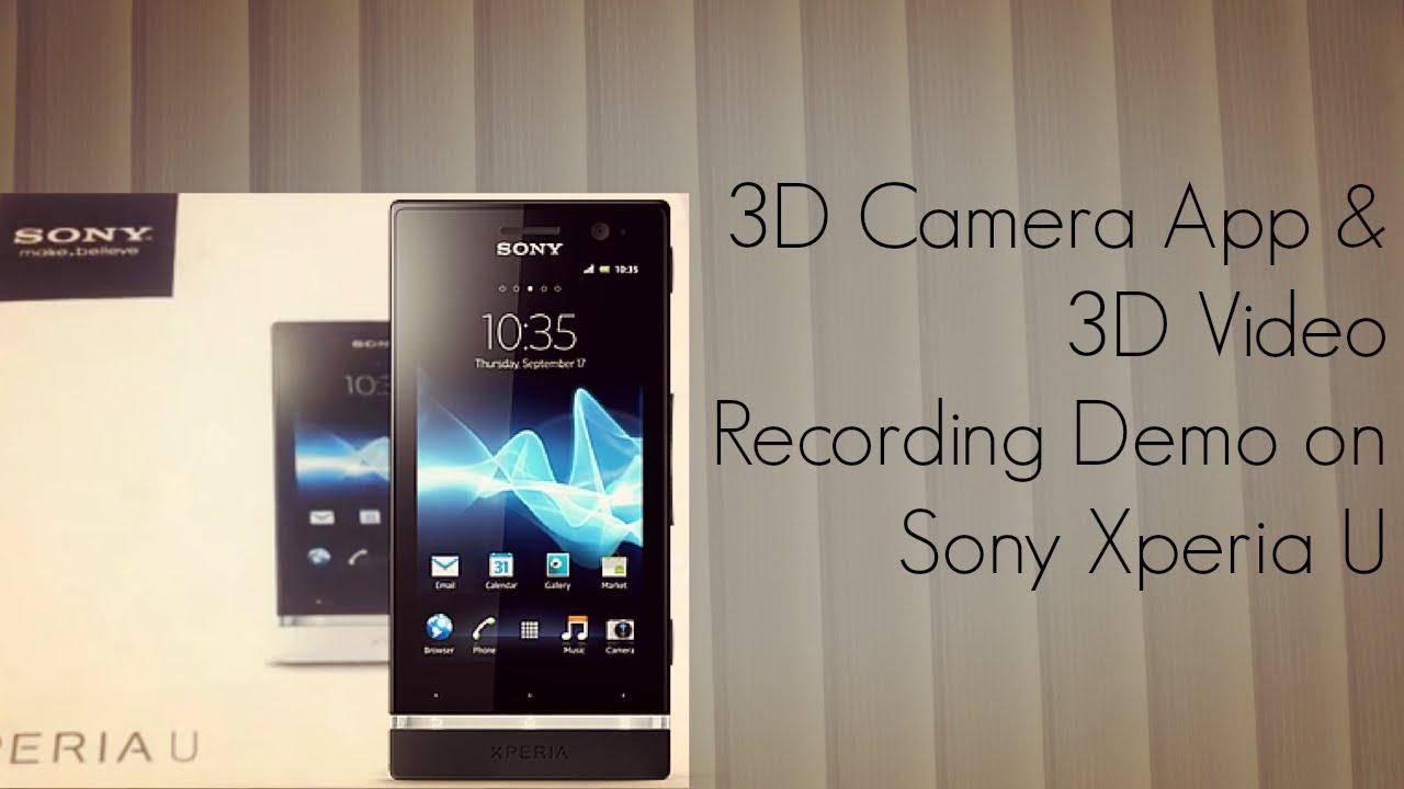 3d video camera apk
