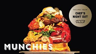 Introducing the MUNCHIES Cookbook