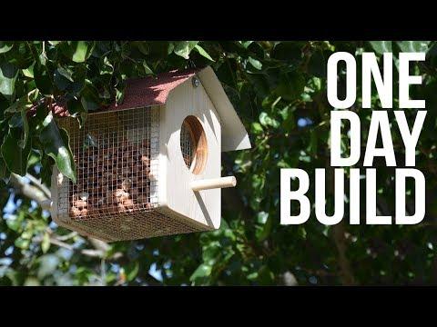 DIY Birdfeeder / Built in 1 Day!