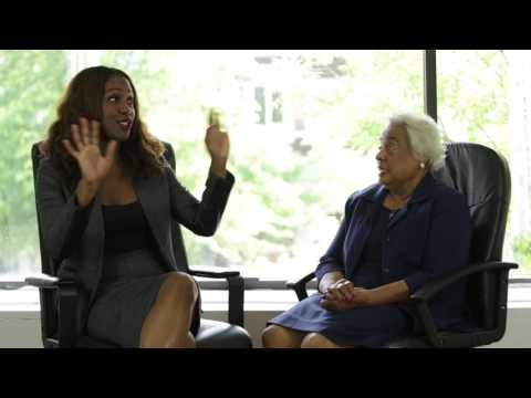 Interview with Mrs. Alice Hurley:Founder and Charter Board of The Columbia Urban League