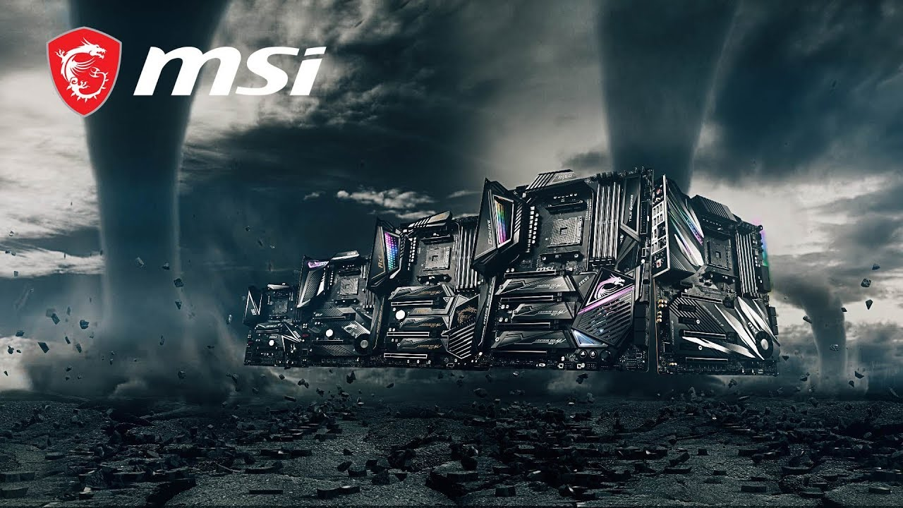 A NEW GENERATION ASCENDED - X570 Motherboard | MSI