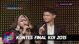 """Risti """" Senyum dan Hatiku """" Kalimantan Timur - Kontes Final KDI 2015 (11/5)"""