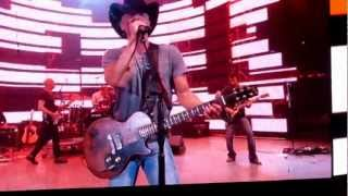 Kenny Chesney Intro to Rodeo Houston 2013 - Beer in Mexico