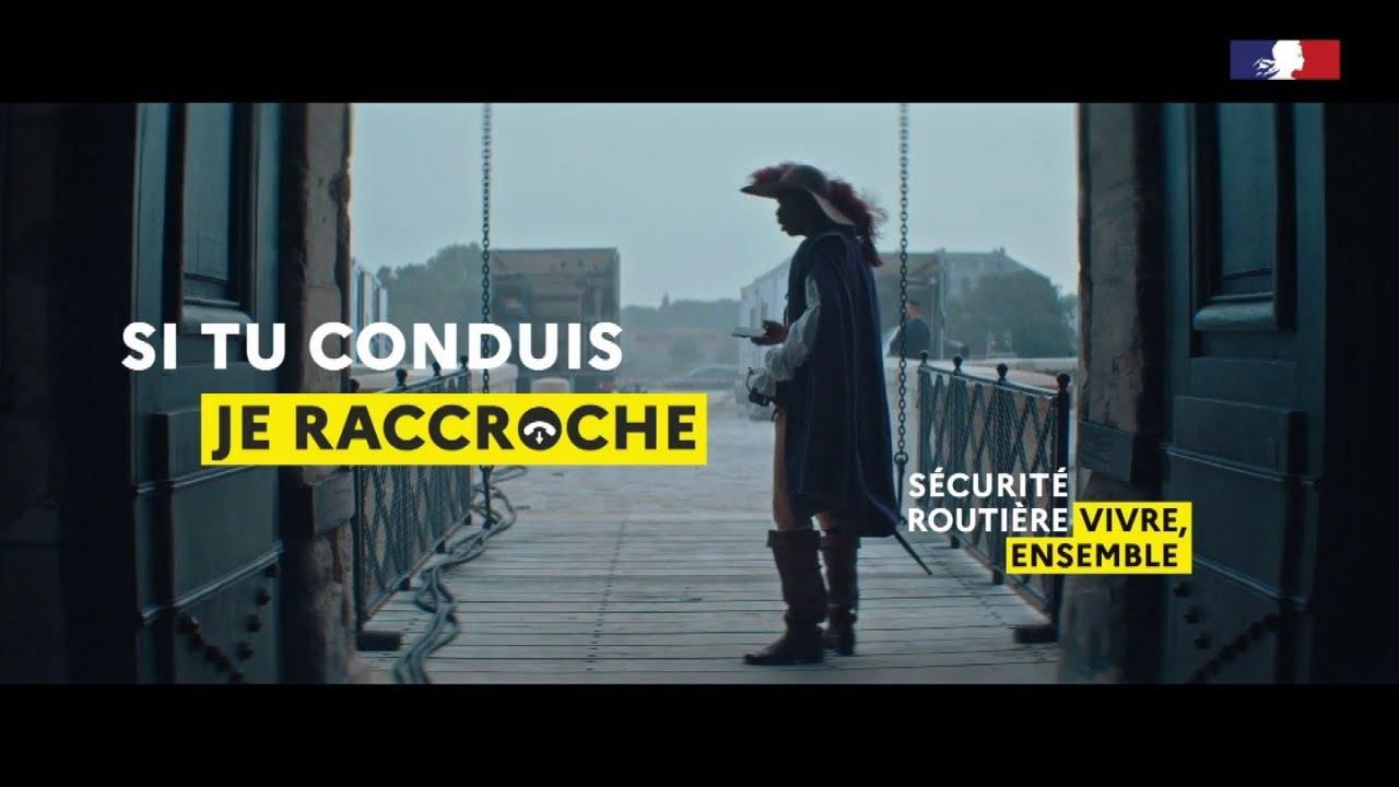 """Musique pub Sécurité Routière Gouvernement """"si tu conduis je raccroche"""" Pub 35s 2021"""