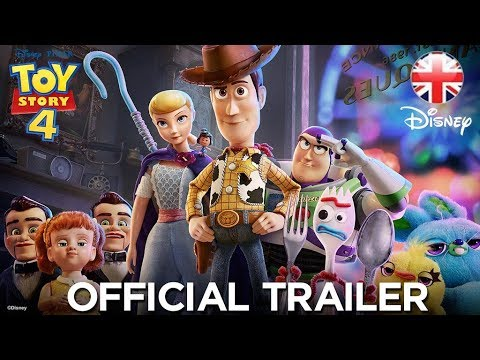 TOY STORY 4  NEW  Trailer - Stories   Disney Pixar UK