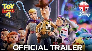 TOY STORY 4 | NEW  Trailer - Stories | Official Disney Pixar UK