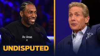 Download Skip Bayless recalls meeting Kawhi's Uncle Dennis at the Pacquiao-Thurman fight | UNDISPUTED Mp3 and Videos