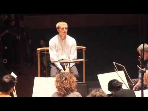 Mahler V - Adagietto (rehearsal) // Hibrow Music / Vasily Petrenko / Royal Liverpool Philharmonic