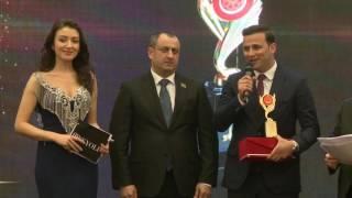 Ercan Torunoğulları Orka Turizm Grubu Genel Müdürü Yılın En Başarılı Turizm Yatırımı Ödülü