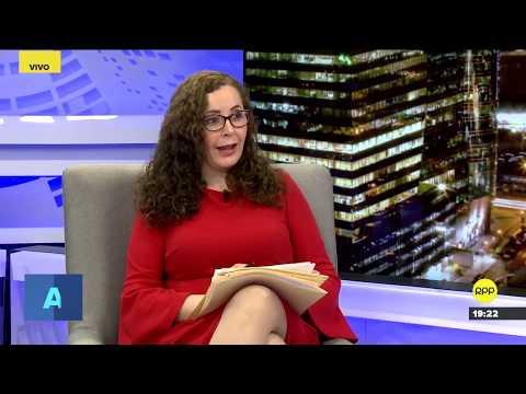 #TEA | Rosa Bartra denunciará al fiscal José Domingo Pérez y al juez Richard Concepción