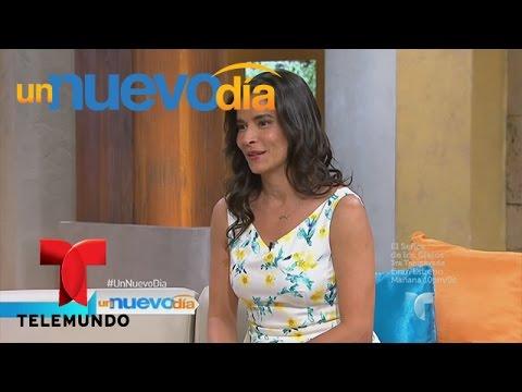 Patricia Velásquez habla de su reveladora historia sobre su sexualidad   Un Nuevo Día   Telemundo