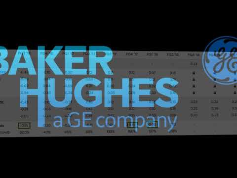 Baker Hughes, a GE company |  NYSE:BHGE | General Electric