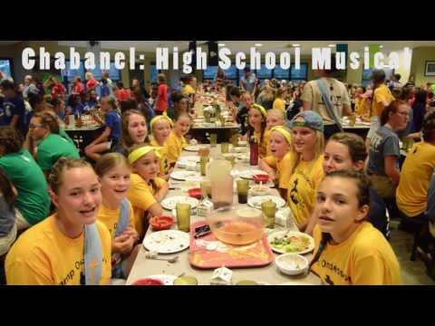 Camp Ondessonk Taco Tuesday Session 6 Girls Week - YouTube