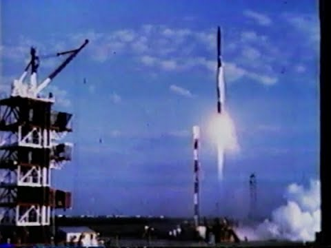 Vanguard: A Rocket for Science (Circa 1958, End is Missing)