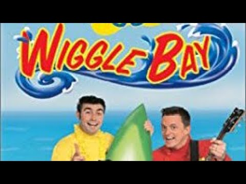 Opening To The Wiggles: Wiggle Bay 2003 VHS