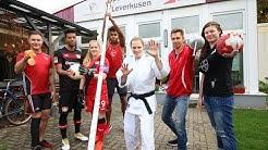 Imagefilm des Sportinternats vom TSV Bayer 04 Leverkusen