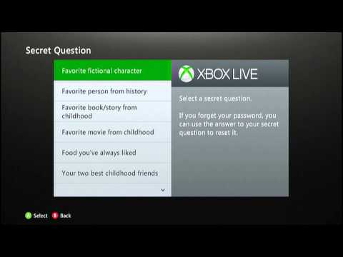 FREE XBOX LIVE GOLD 1 MONTH TRIAL ( VOICE TUTORIAL )
