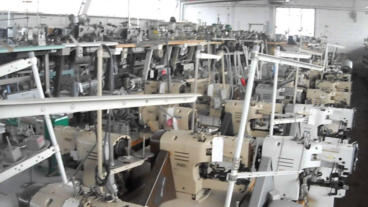 Macchine da cucire industriali di varie marche industrial for Trony macchine da cucire