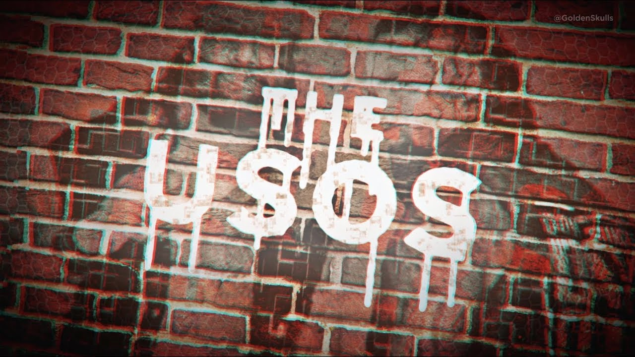 """Download THE USOS ➤ 1st Custom Titantron """"Done With That (Day One Remix)"""""""