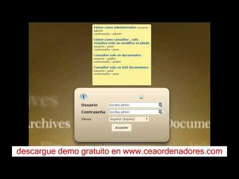 software-gestion-documental-gratis-español