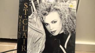 MARTINE ST-CLAIR - Au coeur du désert - 1987 - MJM INTERNATIONAL