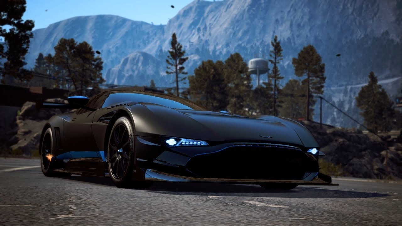 Need For Speed Payback Lv399 Aston Martin Vulcan Race Spec